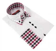 design hemd herren designer hemd mit ellenbogen patches klassischer 2 kragen 2
