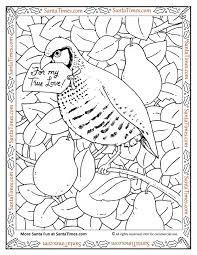 75 printable christmas coloring activity pages images