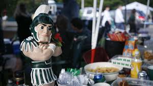 Halloween Usa Kalamazoo Mi How To Have An Undefeated Msu Tailgate Season The Only Colors