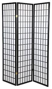Asian Room Dividers by Amazon Com Magshion Furniture Oriental Room Divider Hardwood
