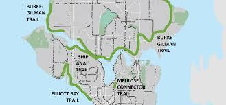 Seattle Bike Trail Map by Seattle Trails Upgrade Plan U2014 Alta Planning Design