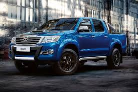 posh new toyota hilux invincible x arrives to top pick up range