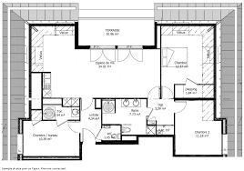 plan appartement 3 chambres plan appartement 4 chambres