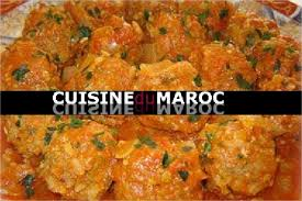 cuisiner des boulettes de viande boulettes de viande bœuf hachée à la marocaine