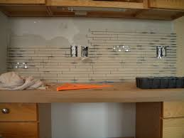 Glass Kitchen Backsplashes Porcelain And Glass Kitchen Backsplash In Windsor