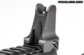 back up iron sights buyer u0027s guide recoil