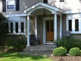 exterior porch column ideas home design ideas