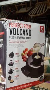 volcano pour perfect waffle maker for Sale in Sunnyvale CA ferUp