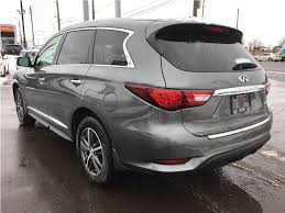2017 infiniti qx60 rack and infiniti qx60 2017 with 22 931km at woodbridge vaughan infiniti