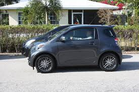 review scion iq take three the truth about cars