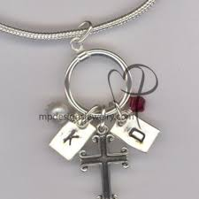 s day necklace with birthstone charms custom charm bracelets personalized charms custommade