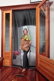 Patio Door Magnetic Screen Magnetic Screen Door For Doors Screen Doors