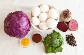 all natural easter egg dye recipes russian foods