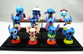 2018 12 styles animation lilo amp stitch figures theatrical