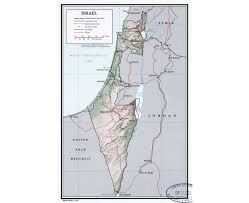 Isreal Map Israel Map Major Cities Image Gallery Hcpr