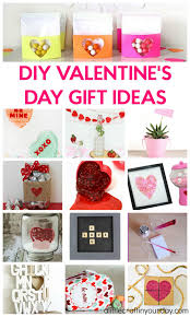 Homemade Valentines Day Ideas For Him by Diy Valentines Day Gift Ideas A Little Craft In Your Day