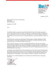 Business Introduction Letter To Potential Client by Client Letters Of Recommendation