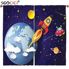 Outer Space Curtains Popular 2 Panel Curtains Buy Cheap 2 Panel Curtains Lots From