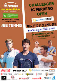 ferrero si e social jc ferrero equelite tennis academy will hold a challenger tournament