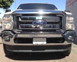 f250 led light bar ford f250 f350 superduty 40 led light brackets 1999 2015