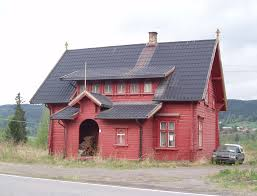 Chalet Style File Swiss Chalet Style House At Gran Norway Jpg Wikimedia Commons