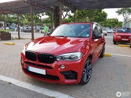 Bmw X5 Red - bmw x5 m f85 16 july 2017 autogespot