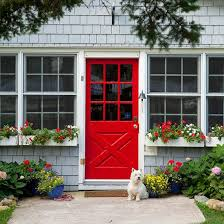 Exterior Door Color 20 Colorful Front Door Colors Four Generations One Roof