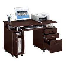 Desk Computer For Sale Techni Mobili Chocolate Computer Desk Rta 4985 Ch36