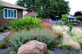 drought tolerant garden with gravel u2013 creative landscapes inc