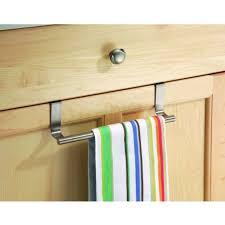 over cabinet door towel bar towel bar over cabinet door from storage box