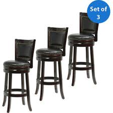 Bar Stool Sets Of 3 Set Of 3 Bar Stools Creepingthyme Info
