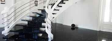 treppen aus granit die freitragende treppe aus naturstein natursteintreppen als