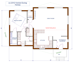 Open Kitchen House Plans by Amazing Open Concept Bungalow Floor Plans 69 On Best Interior With