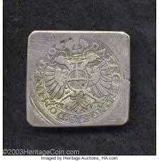 siege ulm germany ulm siege gulden 1704 klippe km34 avf a