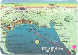 Manzanillo Mexico Map by May 2014 Svelizabethjean