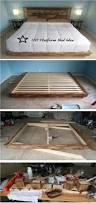 Low Waste Platform Bed Plans by 17 Wonderful Diy Platform Beds Diy Platform Bed Platform Beds