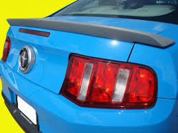 2010 mustang spoiler ford mustang painted rear shelby gt500 spoiler 2010 2011 2012