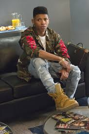hakeem lyon hair cut empire s hakeem wore the jacket that anyone who s anyone is buying
