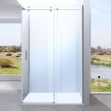 modern glass shower enclosures l frameless cubicles u0026 walk in