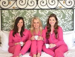 pajamas bishop