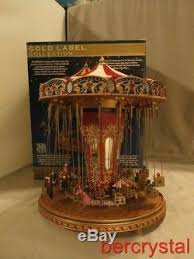 mr gold label world s fair swing carousel 79841 30