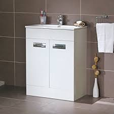 Vanity Unit Basin With Cabinet White  Styles Of  Vanity - Designer vanity units for bathroom
