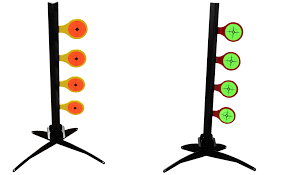 dueling tree target stands