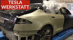 tesla model s reparatur fertig fail road trip nach vechta youtube
