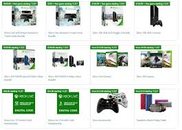 best black friday deals for xbox one microsoft xbox one black friday leaked until cyber monday 2014 11