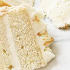 coconut cream cake cake by courtney