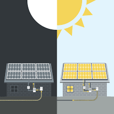 Connect Your Home by How Solar Panels On Your Home Connect To The Power Grid