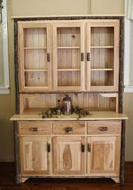 Carriage House Cabinets Amish Hickory Furniture For Sale In Lancaster Pa Carriage House