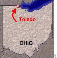 toledo ohio map emmett pettey search toledo ohio homes for