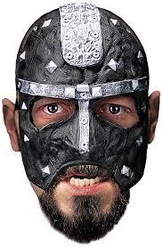 chinless scary executioner mask costume craze